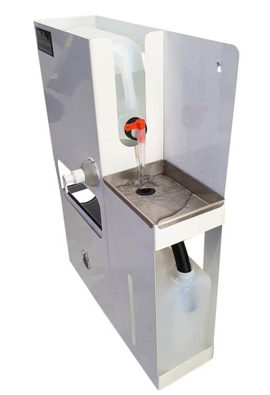 mobil tvättstation